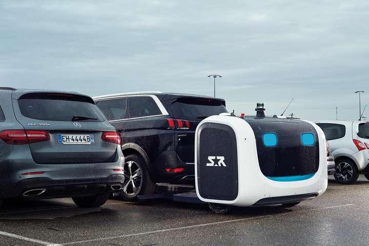 В аеропорту Ліона відкриють роботизовану парковку