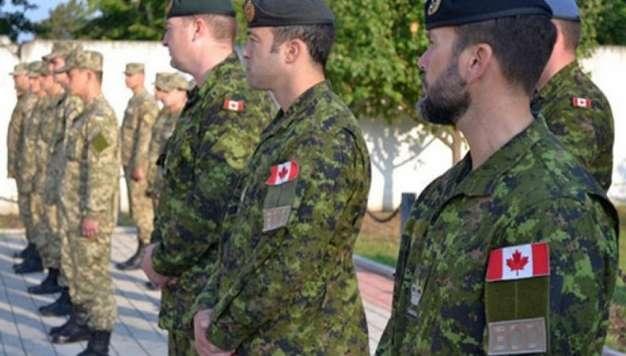 Канада продовжить місію військових інструкторів в Україні