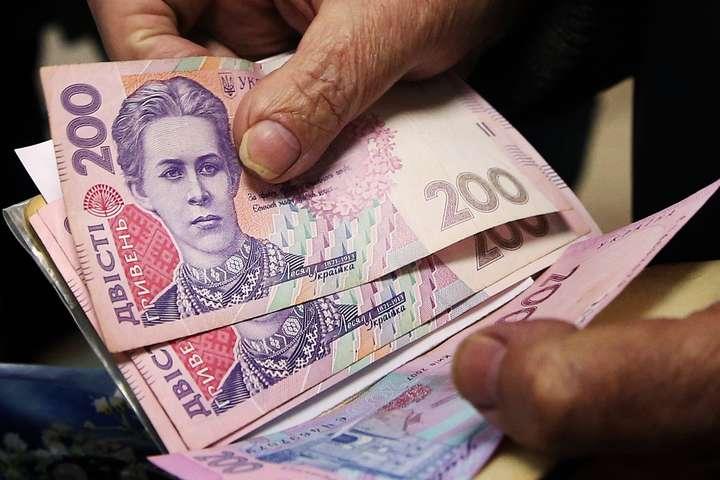 Розенко: 2,5 млн пенсіонерів підвищили пенсію на понад