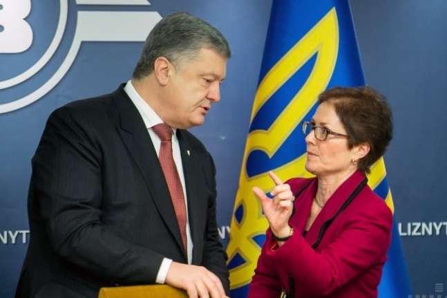 Порошенко підтримав Йованович у конфлікті Луценка з посольством США