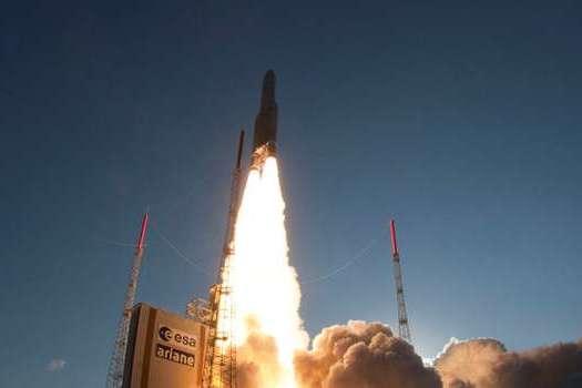 Український двигун вивів на орбіту італійську ракету