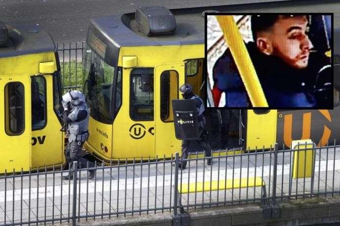 Стрілянина в голландському трамваї: підозрюваний визнав провину
