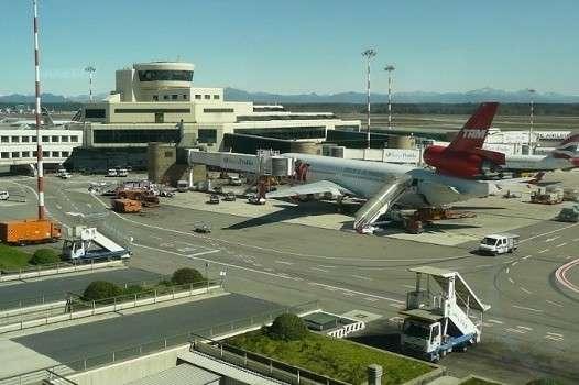 3 березня в аеропорту «Мілан-Мальпенса» вже був подібний інцидент — В італійському аеропорту «Мілан-Мальпенса» через дрон змінили місце вильоту чотири літаки