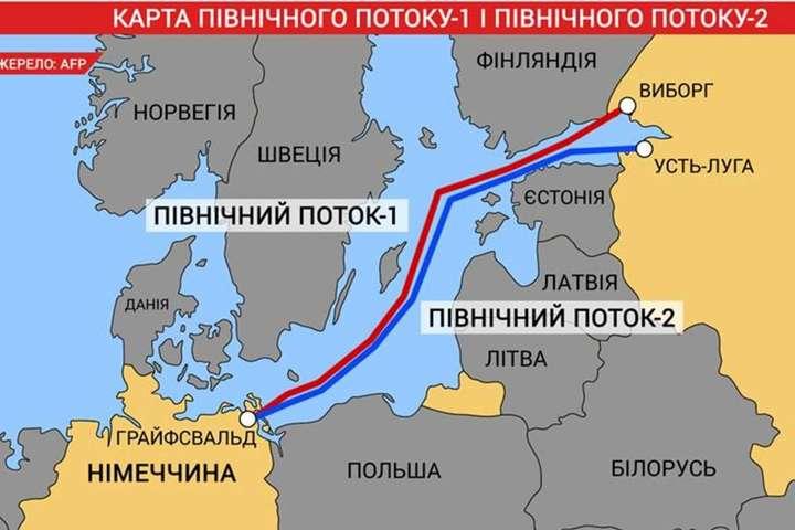 Берлін може стати заручником Москви через «Північний потік-2» - Пенс -  Главком