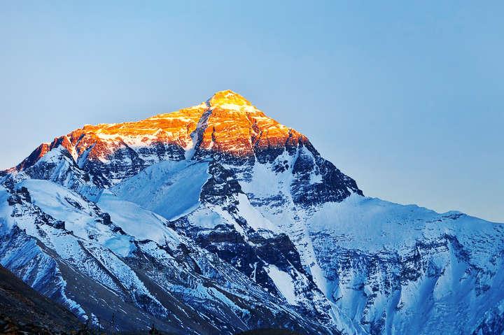 Гора Эверест - наивысшая гора в мире | Знание — Сила | 479x720