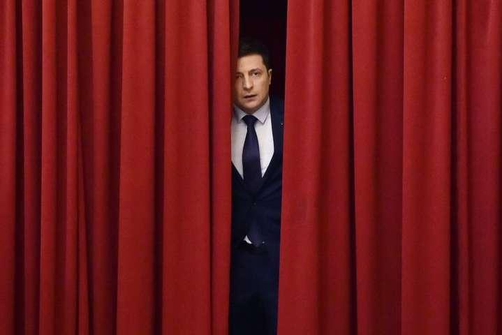 Володимир Зеленський — Дебатів не буде: штаб Зеленського має намір продати українцям кота в мішку