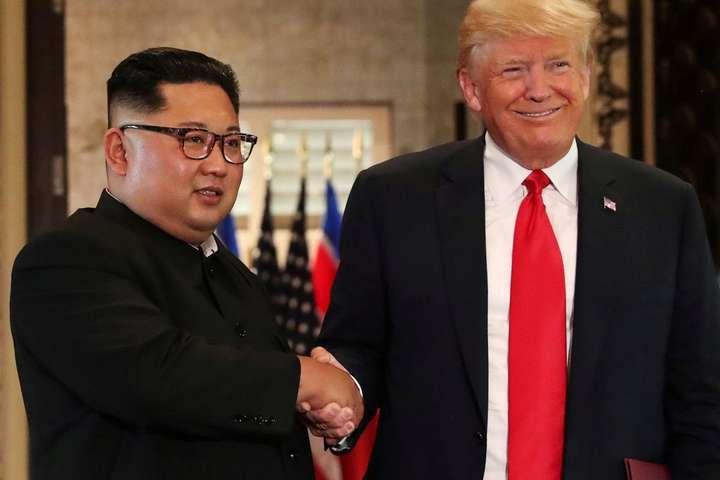 Кім Чен Ин та Дональд Трамп — Третій саміт Трампа та Кім Чен Ина: Держдеп хоче прискорити переговори з КНДР