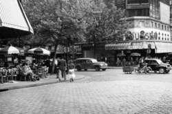 Фото: — Париж 1950-х років