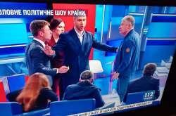 Фото: — Причиною перепалки стало політичне минуле Червоненка
