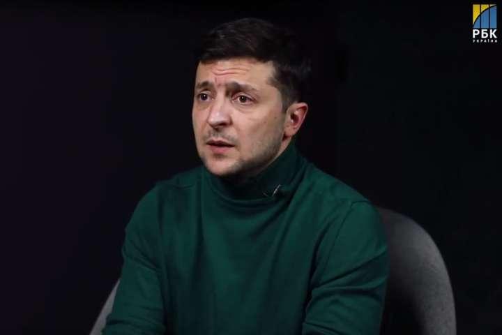Зеленський: В Україні забагато вулиць Степана Бандери та Тараса Шевченка