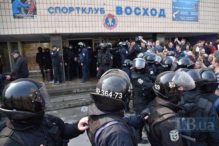 Спортивна інфраструктура Києва знаходиться на грані вимирання