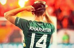 Фото: — Ігор Харатін забив свій перший м'яч в угорському чемпіонаті