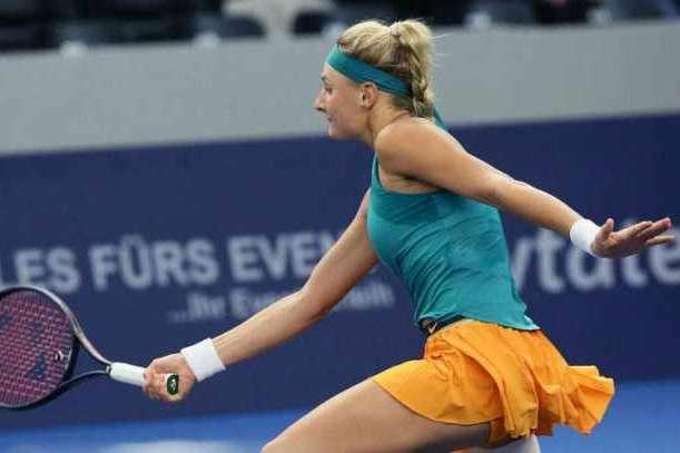 Даяна Ястремська вибула зі стамбульського турніру, ледь його розпочавши - Українка Даяна Ястремська програла одній з найкращих парниць світу