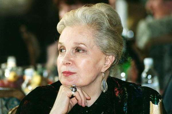 <span>Акторка театру і кіно Еліна Бистрицька</span> — Померла акторка з фільму «Тихий Дон» Еліна Бистрицька