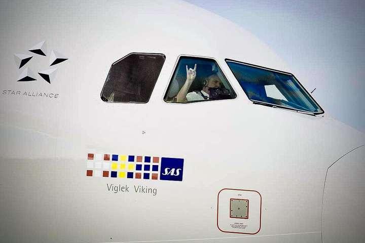 ПілотиSAS сьогодні страйкують — У Європі скасували понад 600 авіарейсів через страйк пілотів SAS