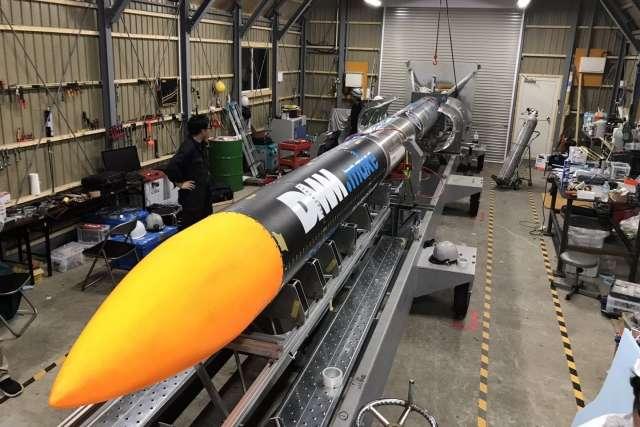 В Японії відтермінували запуск першої приватної ракети