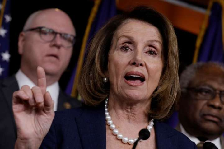 Спікер Палати представників Ненсі Пелосі — Спікер Палати представників звинуватила генпрокурора США у брехні Конгресу