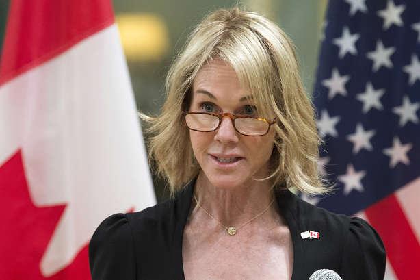 Келли Крафт официально выдвинута на должность постпреда США в ООН