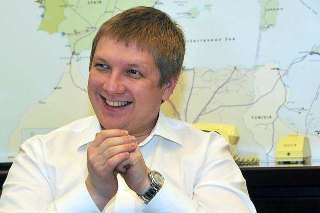 Голова правління НАК «Нафтогаз України» Андрій Коболєв — В «Нафтогазі» запевнили, що Росія не зможе блокувати реверс газу в Україну