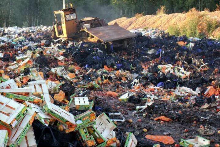 За рік в Україні утилізували понад 30 тис. тонн небезпечних продуктів