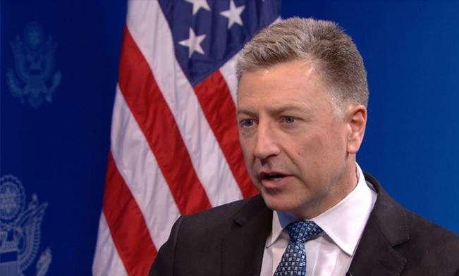 Волкер не виключає нових санкцій щодо РФ