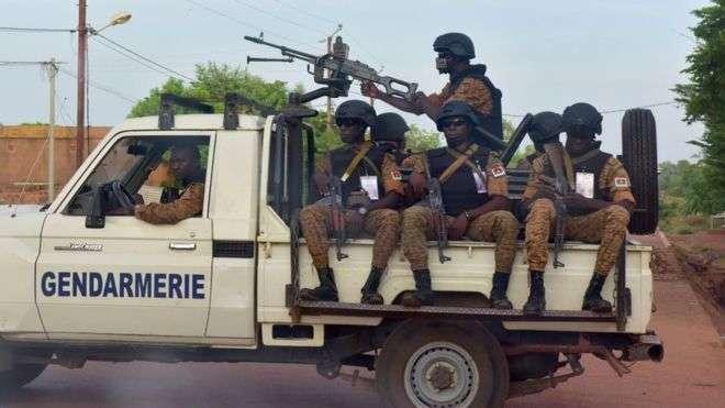 У Буркіна-Фасо терористи напали на церкву: є загиблі
