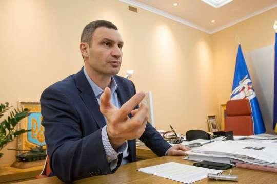 Кличко призначив підлеглим величезні надбавки «за особливо важливу роботу»
