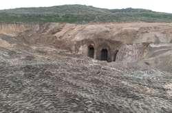 Фото: — <span>Вхід знайшли за два кілометри на північ від вже відомого підземного міста у провінції Невшехір</span>