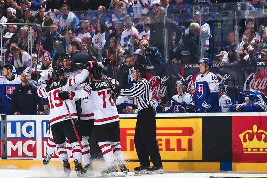 Шайба Марка Стоуна шокувала левову частку присутніх на арені Кошице — Перестрілка на чемпіонаті світу з хокею: 11 шайб з переможною за секунду до сирени