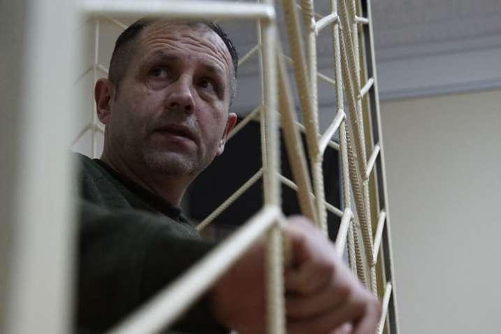 Балух зможе претендувати на умовно-дострокове звільнення в липні цього року — Із Балуха в колонії роблять злісного порушника порядку – адвокат