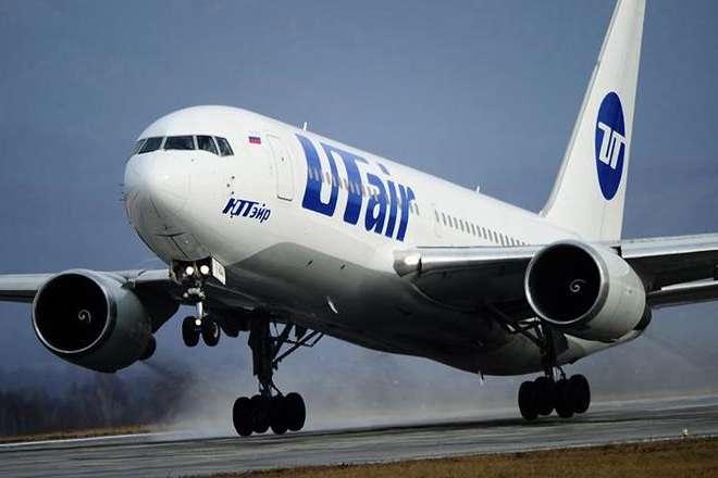 Літак Utair повернувся в московський аеропорт через проблеми з шасі