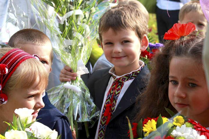У Міносвіти порадили подавати документи в перший клас до шкіл за місцем проживання