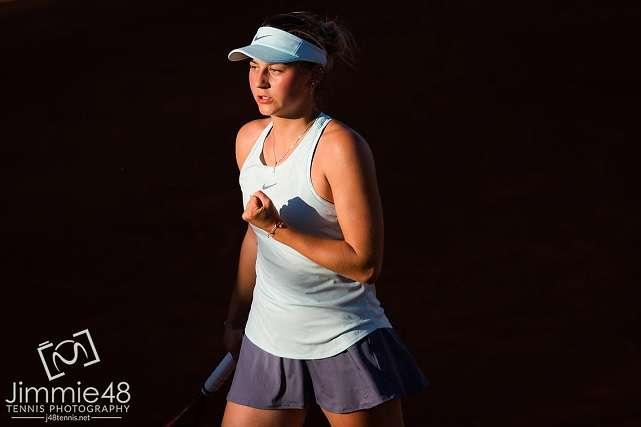 Марта Костюк здобула у Страсбурі вже третю перемогу — Дві юних українських тенісистки пробилися в друге коло турніру в Страсбурі