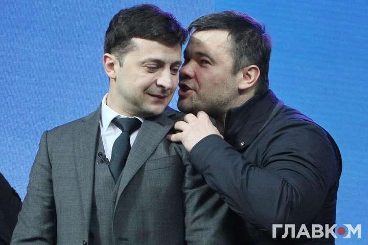 Андрій Богдан - адвокат широкого профілю. Хто очолив адміністрацію президента (Досьє)