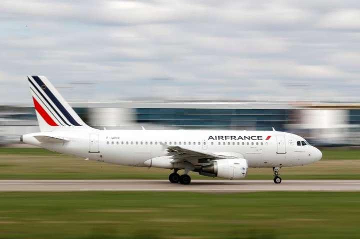 Air France з листопада призупинить польоти в Україну