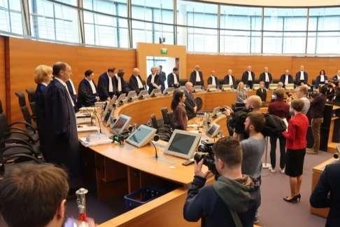 Суд ООН продовжив Росії термін для подачі відповіді на позов України