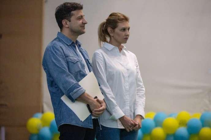 Зеленський разом з дружиною відкрив літній антинаркотичний табір