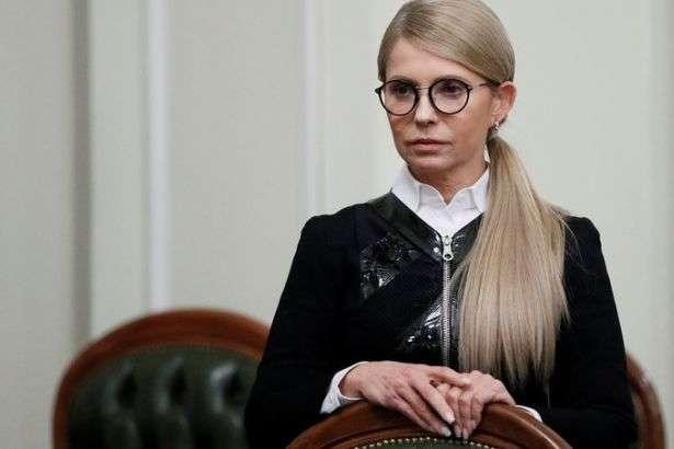 Тимошенко привітала рішення трибуналу про звільнення українських моряків