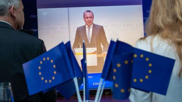 Блок Меркель виграв вибори в Європарламент у Німеччині, — екзит-пол