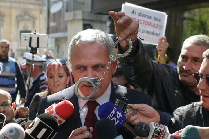 Драгня за грати потрапив через «дитяче», як для українських політиків, правопорушення — Найвпливовіший політик Румунії загримів за ґрати, або Чому має сміятися Юлія Льовочкіна?