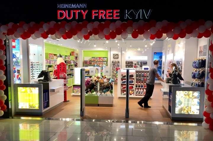МАУ не збирається змінювати політику щодо провезення товарів із Duty Free