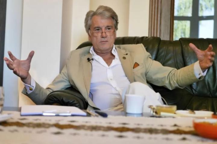 Третій президент України Віктор Ющенко — Хто ж був архітектором «Межигір'я»? Страшна таємниця Віктора Ющенка