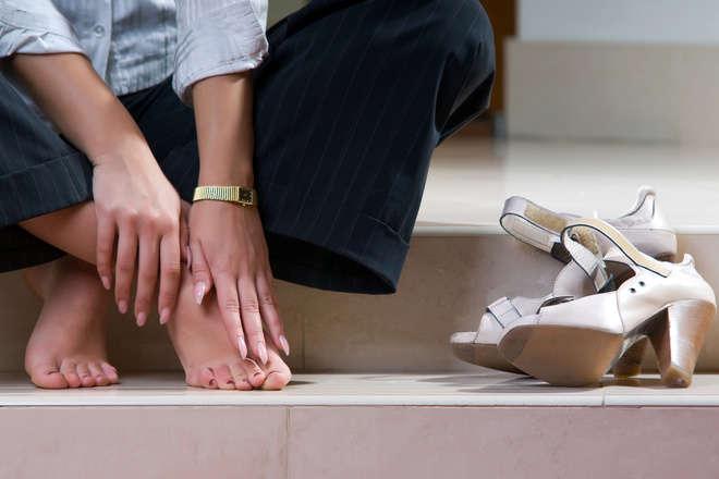 Супрун пояснила, чому високі підбори можуть зашкодити здоров'ю
