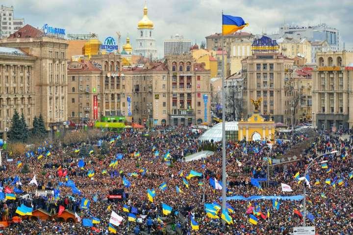 Здобуте Україною п'ять років тому — це не про минуле, а про майбутнє