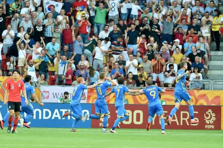 Політики привітали збірну України з перемогою на чемпіонаті світу з футболу