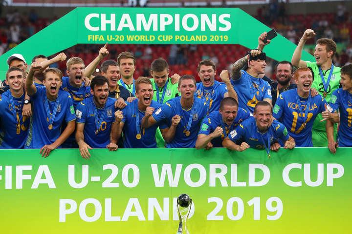 24 футбольні герої. Хто зробив Україну чемпіоном світу (фото)