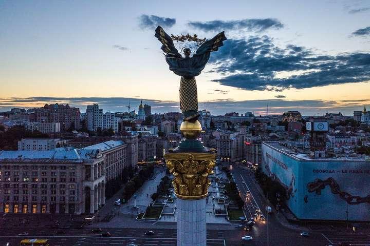 Друга ніч поспіль у Києві стала найтеплішою з 1924 року