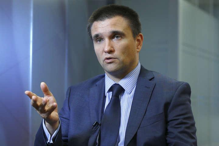 Клімкін попередив про російську загрозу для Молдови