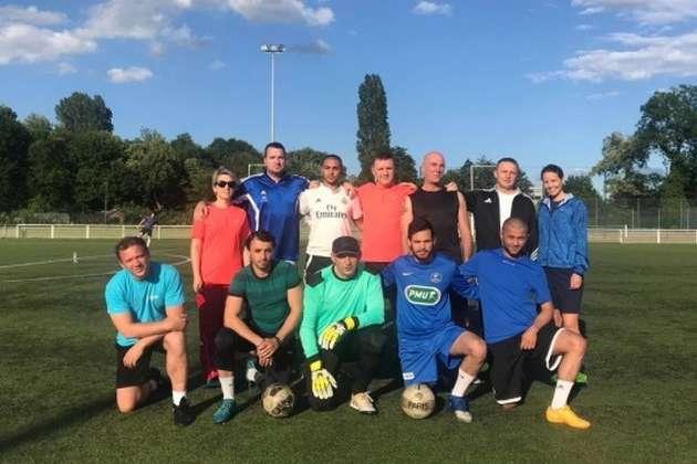 Команда українців і друзі України стала чемпіонами Ради Європи з футболу