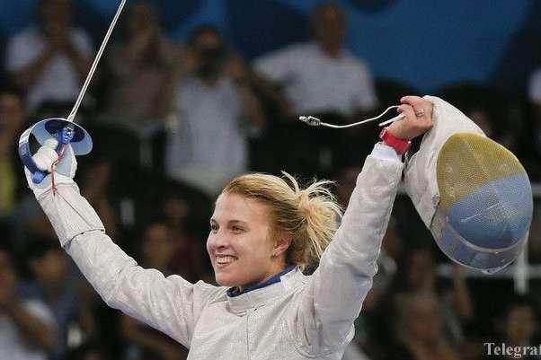 """Українка Харлан виграла """"золото"""" чемпіонату Європи з фехтування"""